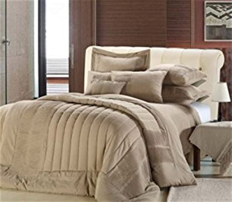 oversized king comforter sets com chic home seville beige oversized 8 piece