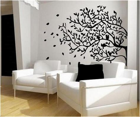 wall for living room ideas modern house