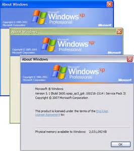 windows color scheme change the theme color scheme in windows xp