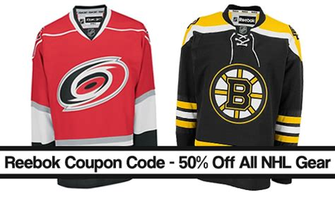 fan gear coupon code australia reebok coupon code 50 off free shipping on nhl gear