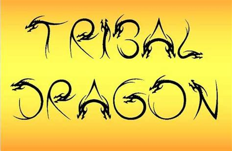 tattoo dragon font 48 free tattoo fonts for your body art creative bloq