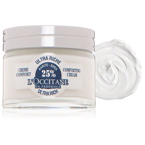 7 Fabulous Products From Loccitane by L Occitane Shea Ultra Rich Comforting Dermstore