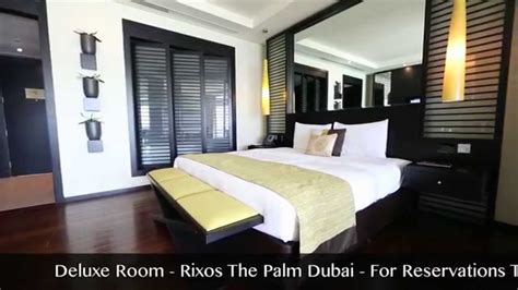 The Palm Room by Rixos The Palm Dubai Deluxe Room