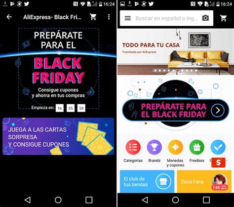 aliexpress black friday amazon aliexpress joom ebay las mejores aplicaciones
