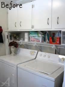 Small Laundry Room Storage Ideas Photos Laundry Room Organization A Happy Green Laundry Room Basement Laundry Room Ideas