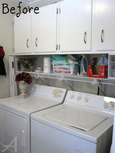 Photos Laundry Room Organization A Happy Green Laundry Storage Ideas For Small Laundry Room