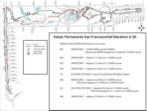 san francisco kaiser map kaiser hospital san francisco map