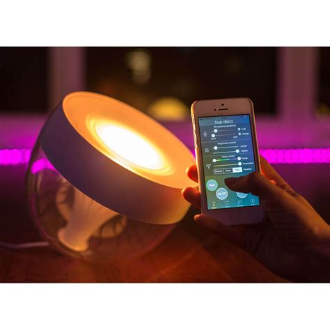 Philips Hue Iris A Stylish L That Sits On Your Desk