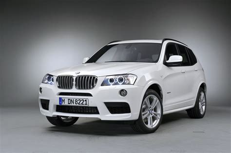 bmw x3 m package preview 2011 bmw x3 with m sport package