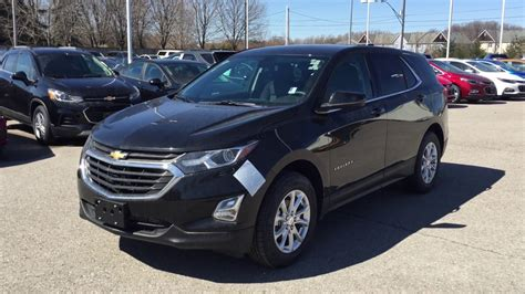 chevrolet equinox back 2018 chevrolet equinox lt black roy nichols motors