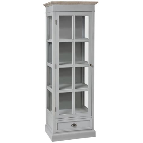 churchill shabby chic wine display cabinet available now