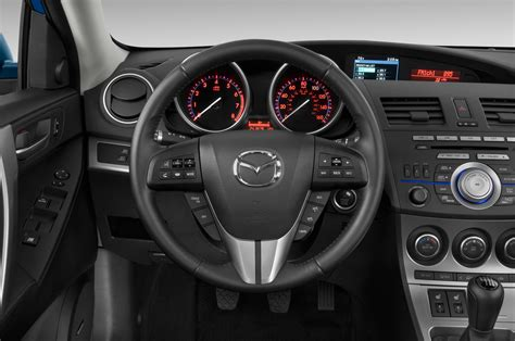 mazda steering wheel 2010 mazda 3 mazda hatchback review automobile magazine