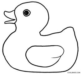 duck coloring pages printable duck coloring pages for cool2bkids
