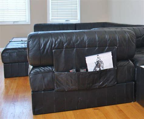 modular leather sectional sofa de sede ds88 leather modular sofa at 1stdibs