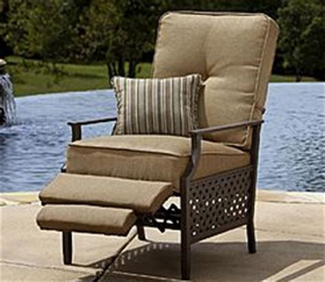 la z boy outdoor furniture sale la z boy outdoor recliner 179 reg 349 00 coupons 4 utah