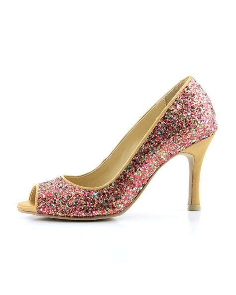 Glitter Bridal Shoes by Multicolor Glitter Wedding Shoes Glitter Bridal