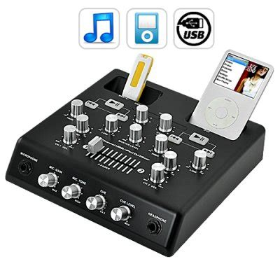 usb decks wholesale ipod and usb dj mixing deck from china
