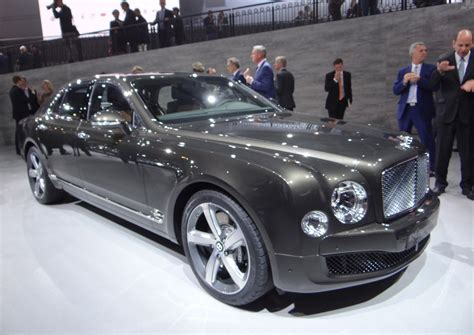bentley truck 2015 2015 bentley mulsanne speed revealed with 530 hp and 811