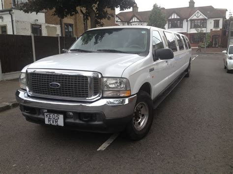 hart ford lincoln ford lincoln excursion limousine 2005 catawiki