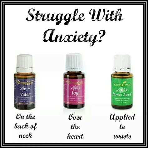 essential oils for anxiety anxiety living essential oils