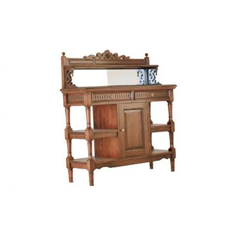 mueble bar de madera de caoba  cocina comedor