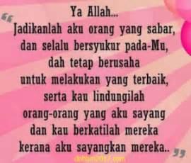 kumpulan dp bbm islam doa untuk keluarga anak suami istri dan orang tua dp bbm 2017