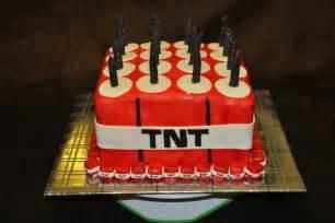 minecraft tnt shayne s cakes