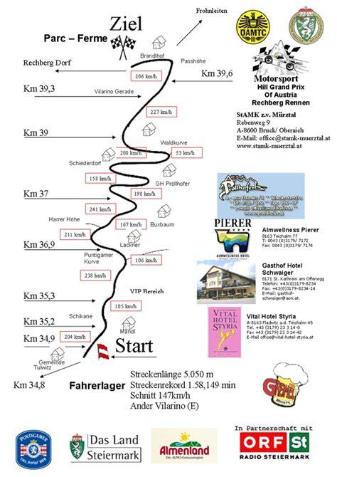 classifica automobilistiche rechbergrennen 2010 cronoscalate it cronoscalate