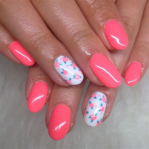 Gelnagels Design by 27 White Color Summer Nail Designs Ideas Design Trends