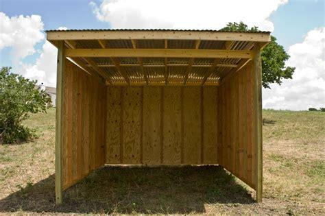 thyself doctor handyman   horse shelter