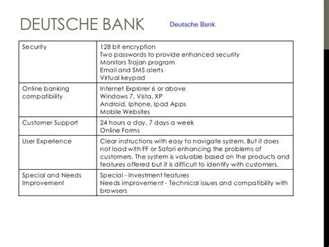 block account in deutsche bank world of digital banking v3 author muthu