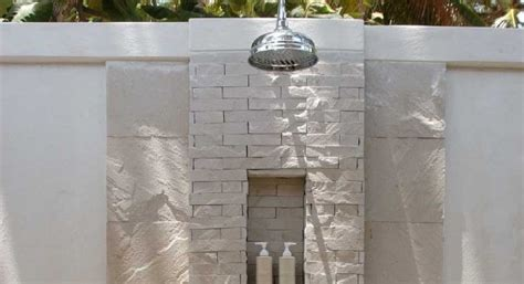 diy outdoor shower with water diy solar water shower news ecohome