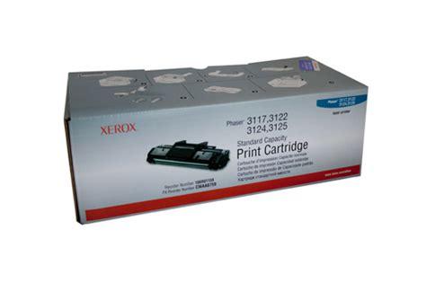 Toner Cartridge Mono Xerox Phaser 3125 Berkualitas xerox phaser 3124 printer driver for mac