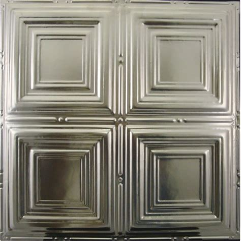 Metal Ceiling Tiles by 101 Tin Metal Ceiling Tile Classic Four Square