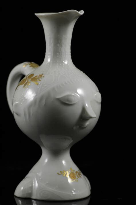 bjorn wiinblad for rosenthal vase