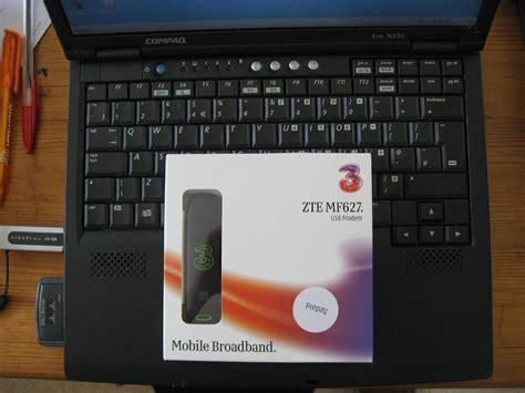 Modem Zte Mf627 unlocking a 3 usb modem zte mf627 171 andysworld