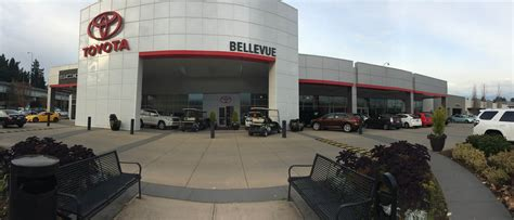toyota of bellevue service about our toyota dealership serving bellevue seattle