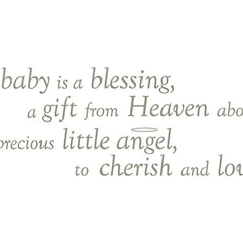 gift from heaven baby quote baby baby boy baby index of images 155