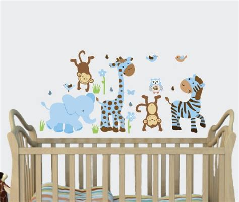 Wall Decals For Nursery Boy Baby Boy Nursery Wall Decals 2 Wall Decal