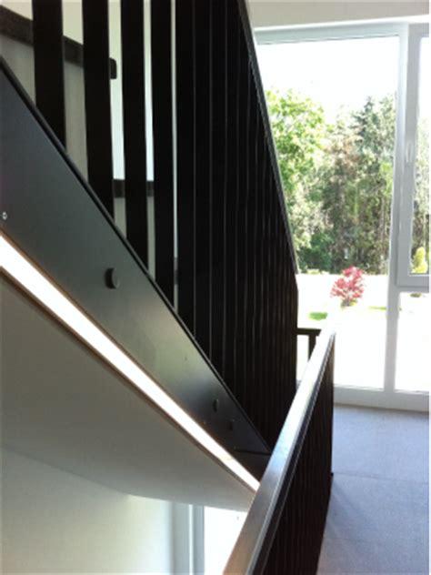 geländer metall au 223 en betontreppe design
