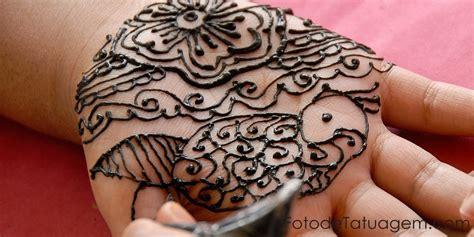 henna tattoo cuanto dura tatuagem de henna foto de tatuagem