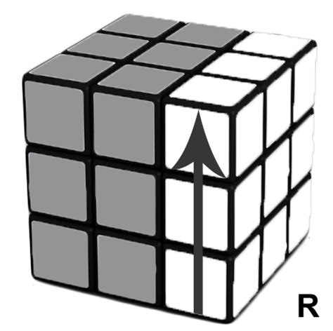 Rubik Infinity Cube Black Or White step 2 the white cross