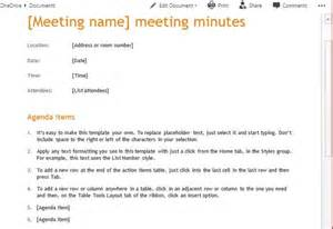 organization meeting minutes template meeting minutes templates for word