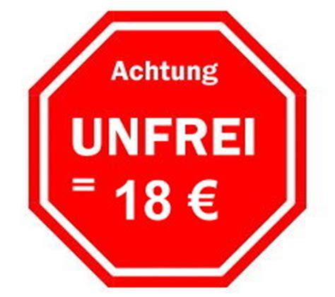 Paketschein Drucken Unfrei by Wie Verschickt Ein Paket Unfrankiert Unfrei