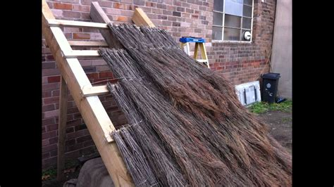 How To Build A Cupola Roof by How To Build A Balinese Style Thatch Roof With Quickthatch