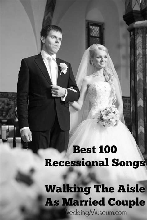 Recessional Songs   Best 100 2017   Wedding, Couple and