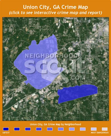 union city georgia map union city ga crime rates and statistics neighborhoodscout