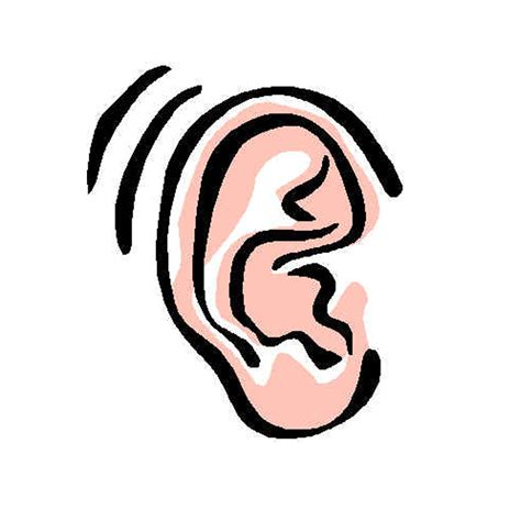 clipart gallery free image gallery listening clip