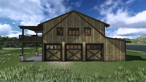 Metal Building With Living Quarters Floor Plans by Barn Home 64 Plus Rustic Barn Home Floor Plans Dc