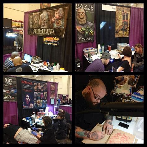 tattoo convention booth gambling rose tattoo convention david mushaney tattoos